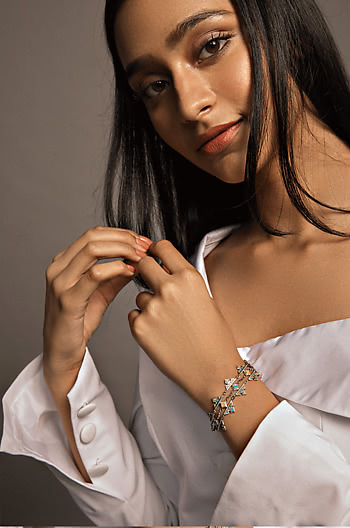 Analah Wall Bracelet