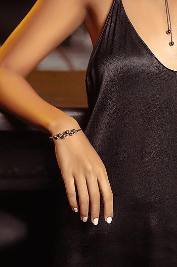SOS Bracelet in 925 Silver