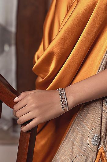 Antique Nanammas Temple Visit Bracelet