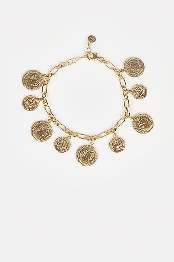 All In Bracelet in Gold Plating