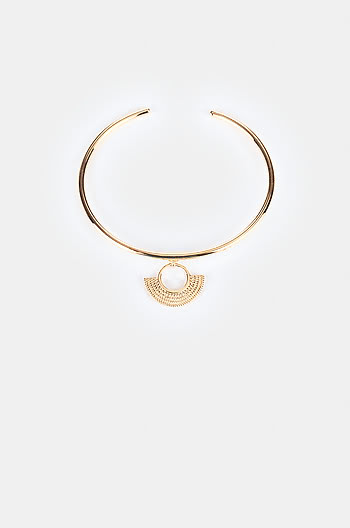 Good Vibes Bracelet in Gold Plating