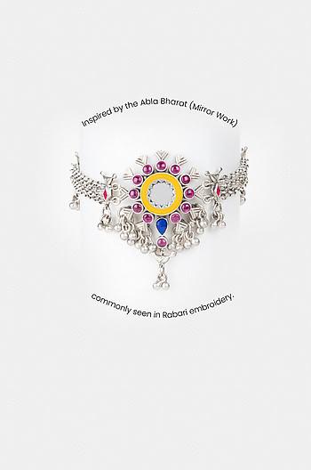 Abla Bharat Style Bracelet