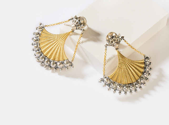 Silver Earrings Designs Starting Rs 595