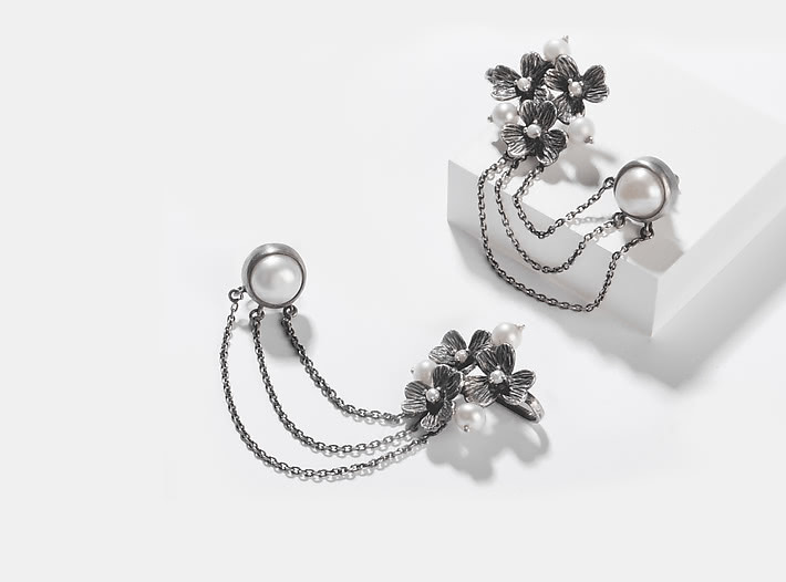 Clara B Earrings