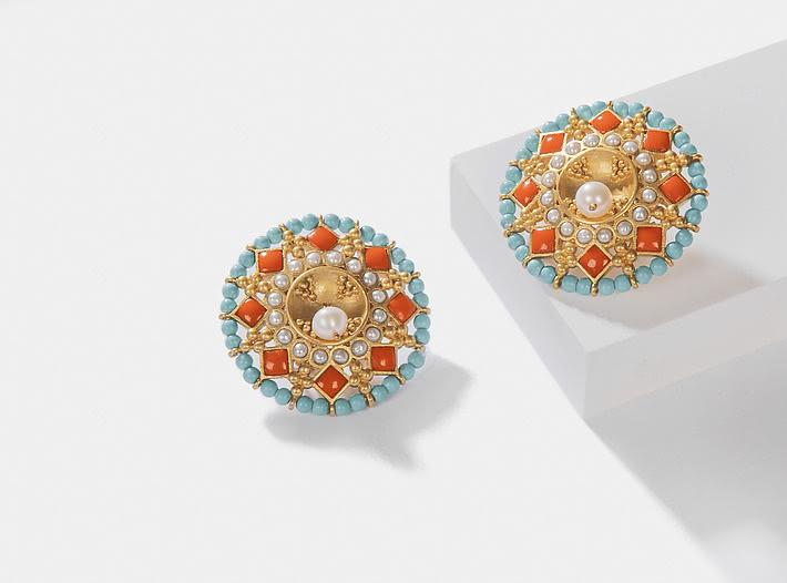 Patola Earrings