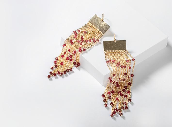Bloody Mary Earrings