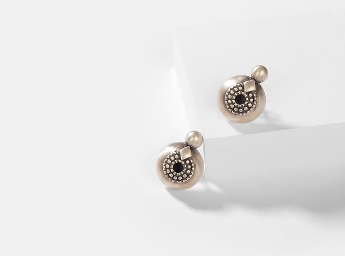 Antique Beejis Committee Meeting Earrings
