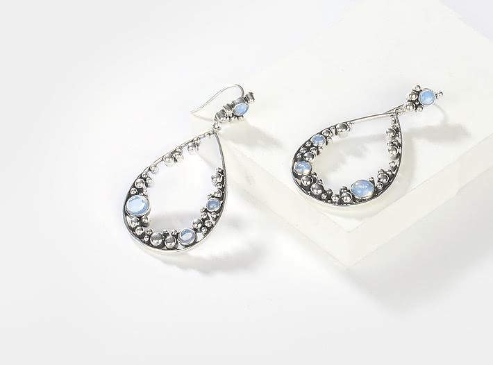A Starry Sky Earrings