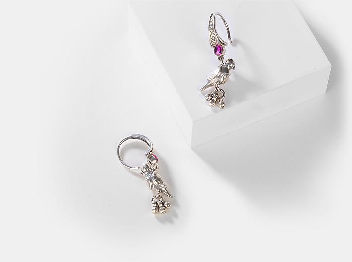 Sudo Motif Earrings