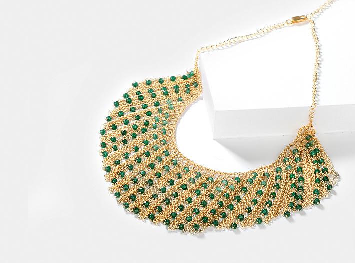 Martini Necklace