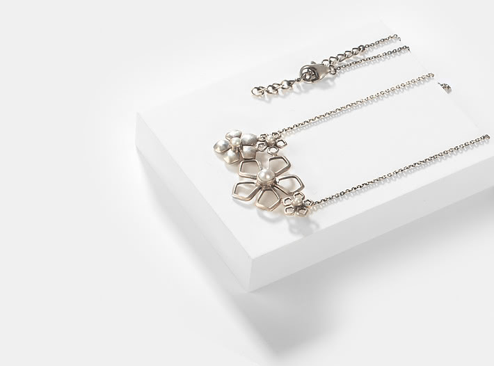 Betty F Necklace