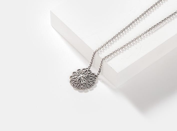 Nagmori Inspired Pendant Necklace