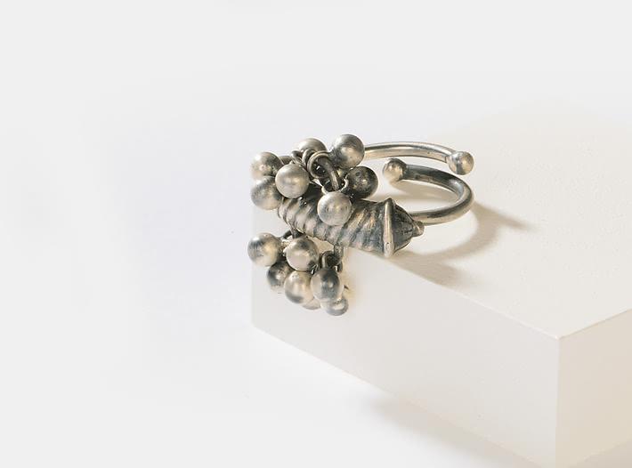 Antique Onake Gada Ring